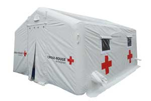 Inflatable Emergency Medical Tent