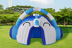 Inflatable Headset Dome Tent WST-091