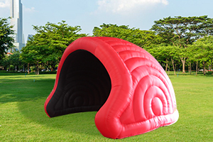 Inflatable Luna Dome Tent WST-097