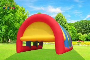 Inflatable dome tent WST-002