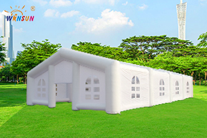 Inflatable wedding tent WST-021