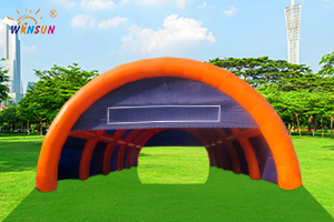 Inflatable lawn tent WST-025