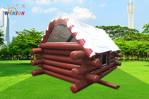 Inflatable advertising tent WST-039