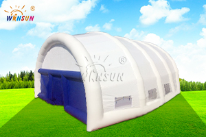 Inflatable Tennis Court Tent WST-070