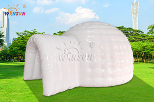 Inflatable Igloo Tent WST-072