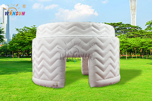 Inflatable Birthday Cake Tent WST-085