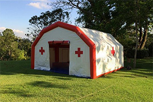 Inflatable Hospital Medical Tent