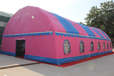 inflatable tent, tent sample,experience center