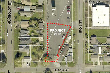Next tent camp planned to set up by Texas Street